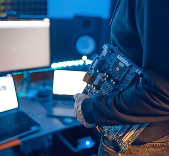 Computer Repairs Mitcham